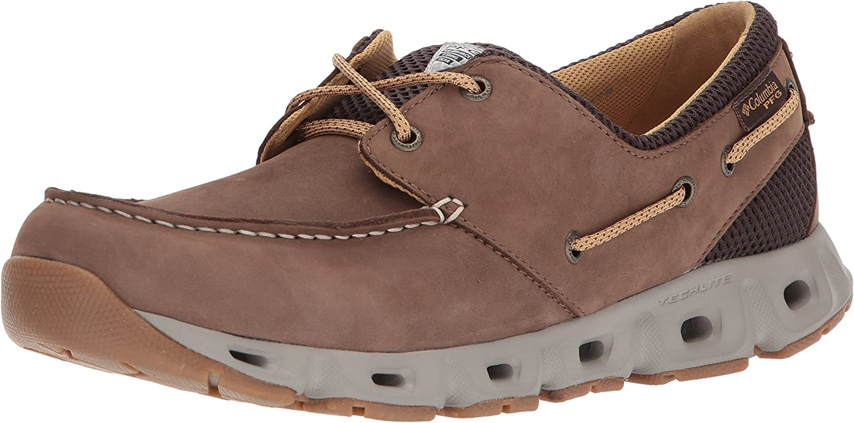 Columbia Men's PFG Boatdrainer III shoes, Waterproof & Breathable