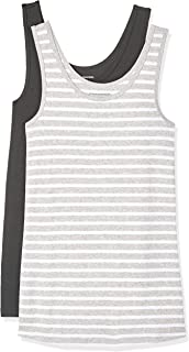 Women's 2-Pack Slim-Fit Tank