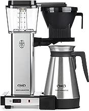 Technivorm Moccamaster 79312 KBGT Coffee Brewer, 40 oz, Polished Silver