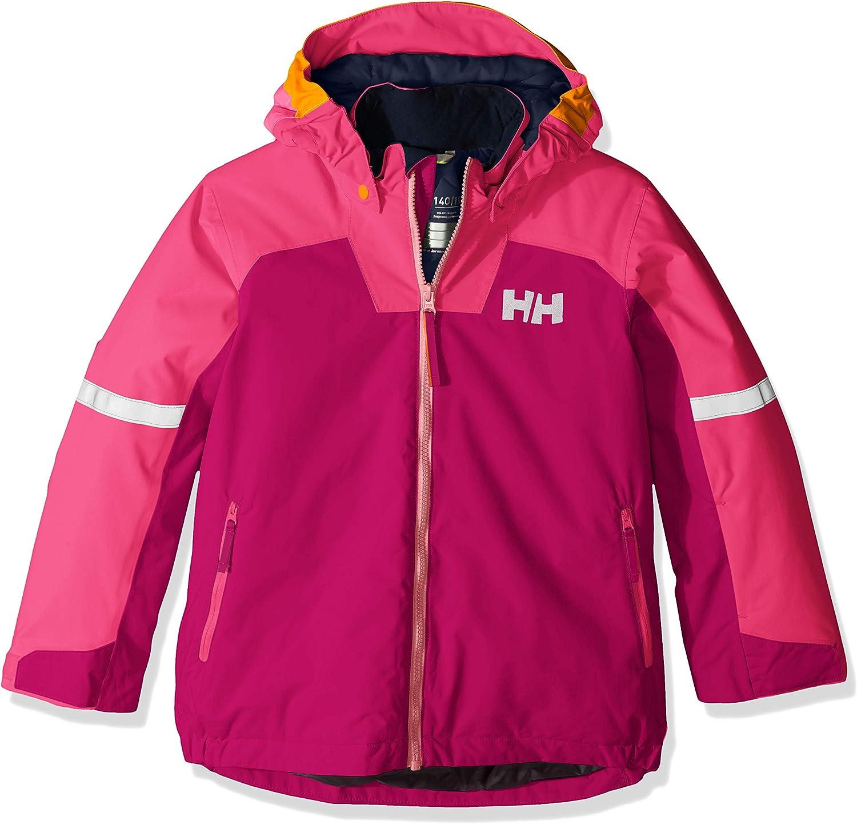 Helly-Hansen boys Kids Legend Insulated Waterproof Windproof Breathable Ski Jacket