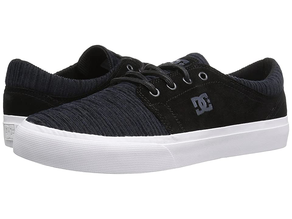 DC Trase SE (Black/Dawn) Skate Shoes