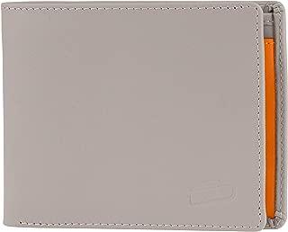 Magati /Étui Portefeuille Fin en Cuir v/éritable avec Fermeture magn/étique pour Cartes de cr/édit Protection RFID