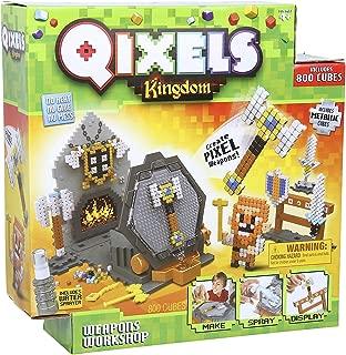 Qixels S3 Kingdom Weapons Workshop [並行輸入品]