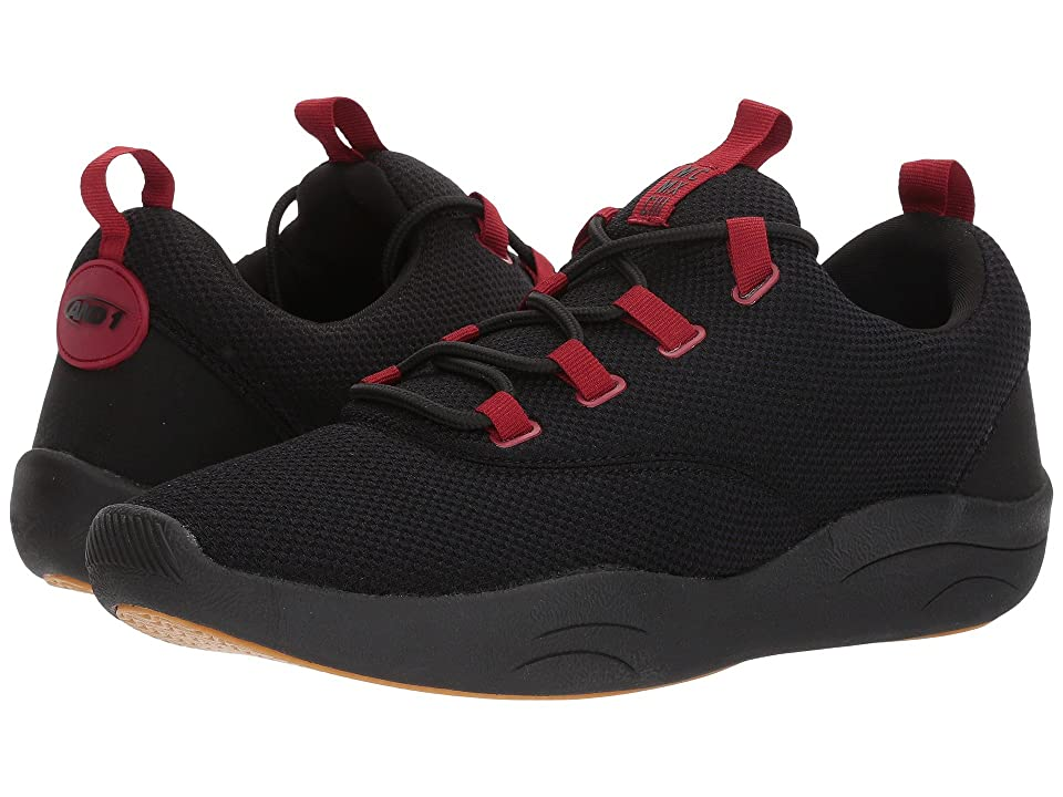 AND1 TC Trainer 2 (Stretch Limo/Biking Red/Stretch Limo) Men