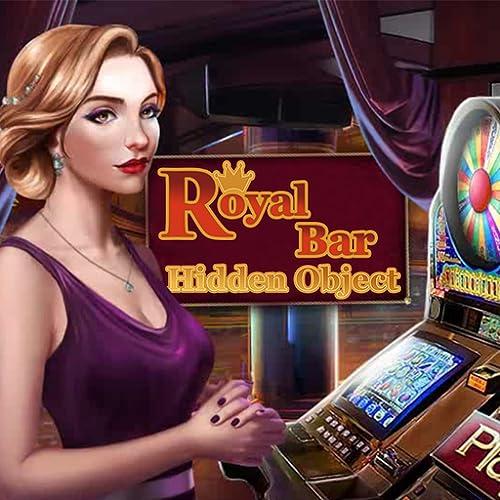 Royal Bar Hidden Objects