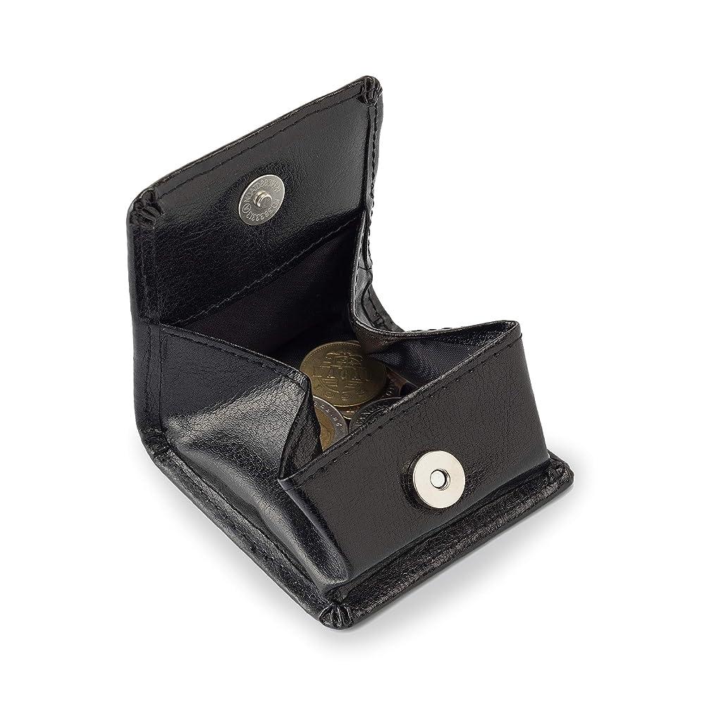 獲物欠席鼻小銭入れ メンズ 小さい コンパクト 使いやすいボックス型 メンズコインケース