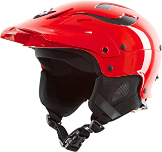 Sweet Protection Rocker Full Face Helmet - Scorch Red Large/X-Large