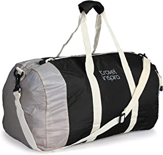 Duffel Bag For Women & Men - Foldable lightweight Duffle For Luggage Gym Sports