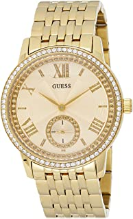Guess Women's Watch Analogue Display Quartz Stainless Steel W0573L2