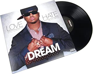 The-Dream: Love/Hate Vinyl 2LP
