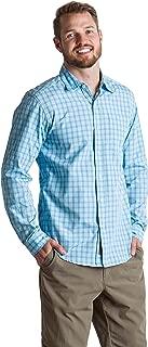 ExOfficio Men's Salida Check Lightweight Long-Sleeve Shirt
