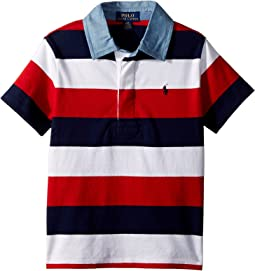 Striped Jersey Rugby Shirt (Toddler)
