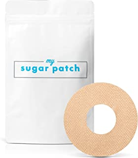 My Sugar Patch Waterproof Adhesive Patch for Abbott Freestyle Libre – Pack of 30