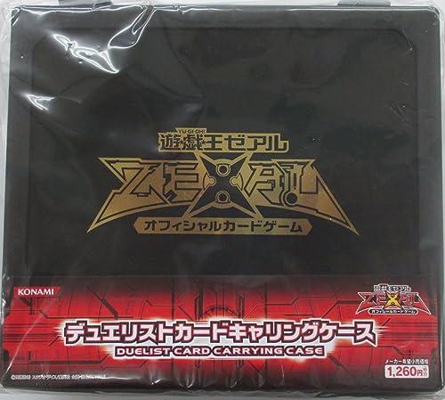 autentico en linea Yu-Gi-Oh ZEXAL (there'll) Trading Card Card Card Game Duelist Card Carrying Case (japan import)  entrega rápida
