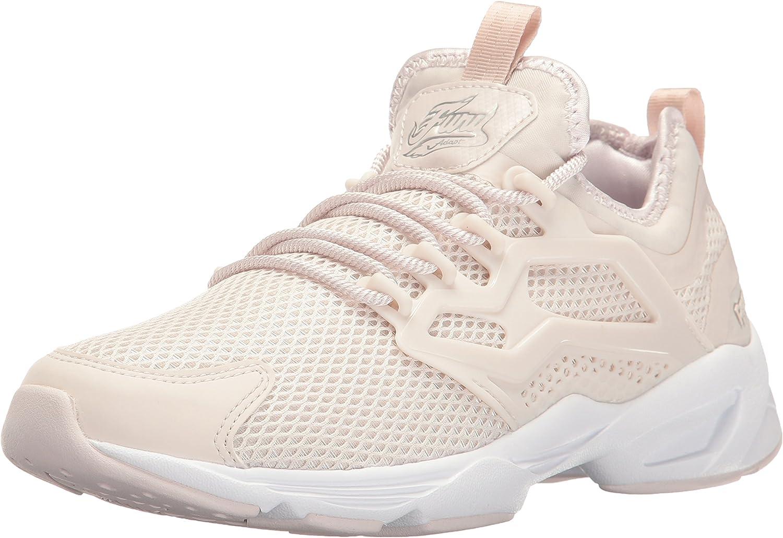 Reebok Womens Fury Adapt Graceful Fashion Sneaker