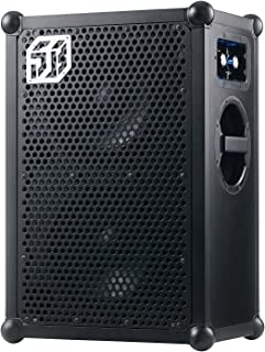 SOUNDBOKS 2 – The Loudest Wireless Bluetooth Speaker, Includes BATTERYBOKS – Black