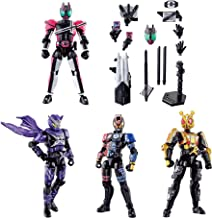 Bandai Shokugan Sodo Kamen Rider Zi-O Ride Plus (Set of 5)