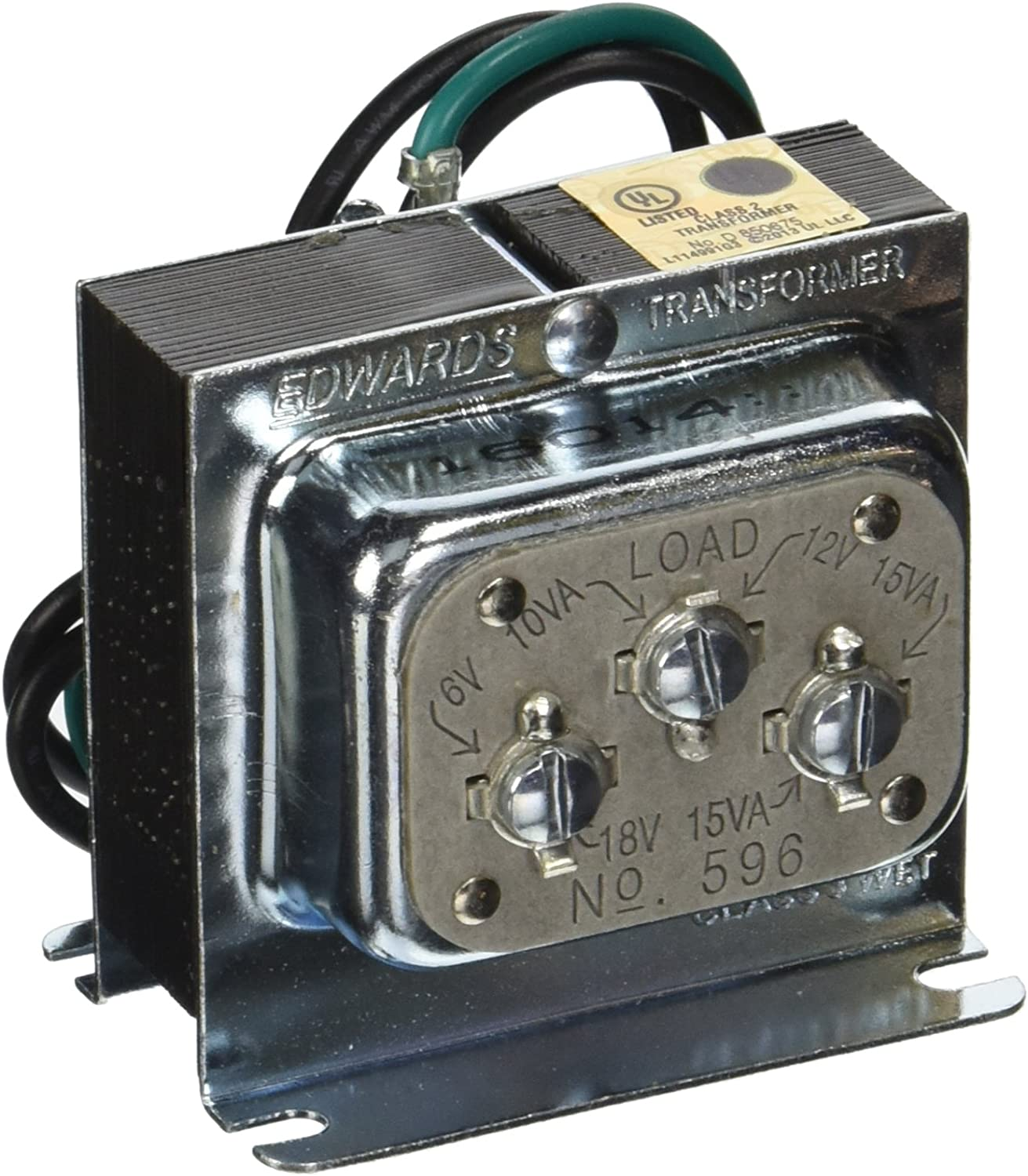 All stores are sold Edwards-Signaling 596 Class 2 Low Luxury Voltage Transformers Signaling