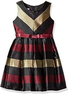 Girls' Little Sleeveless Party Dress