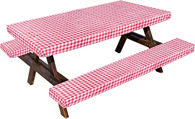 Outdoor Bench Table Cloth