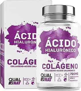Colágeno con Ácido Hialurónico Cápsulas | Vitaminas C y