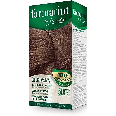 Farmatint Gel 7C Rubio Ceniza | Color natural y duradero ...