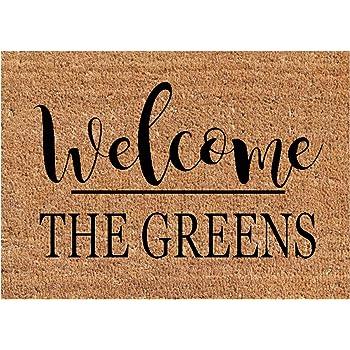 Front Door Mat Lake decor Housewarming Gift Personalized Doormat Welcome Doormat Custom Doormat Closing Gift Lakehouse Doormat