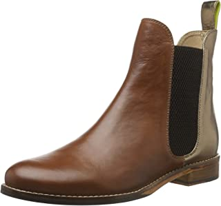 Joules Womens Westbourne Leather Chelsea Boots