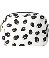 Alice + Olivia - Carol Staceface Cosmetic Bag