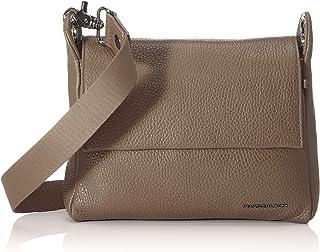 Mandarina Duck Damen Mellow Leather Tracolla Umhängetaschen, 21x15x6 Centimeters (W x H x L)