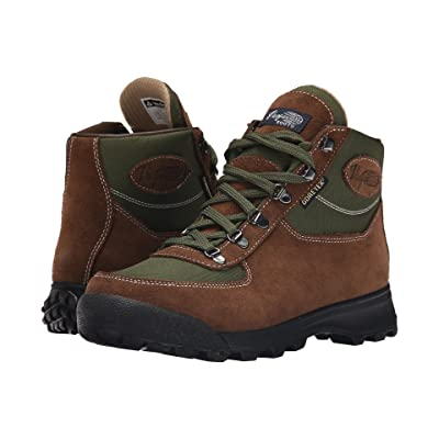 Vasque Skywalk GTX (Dark Brown/Chive) Men