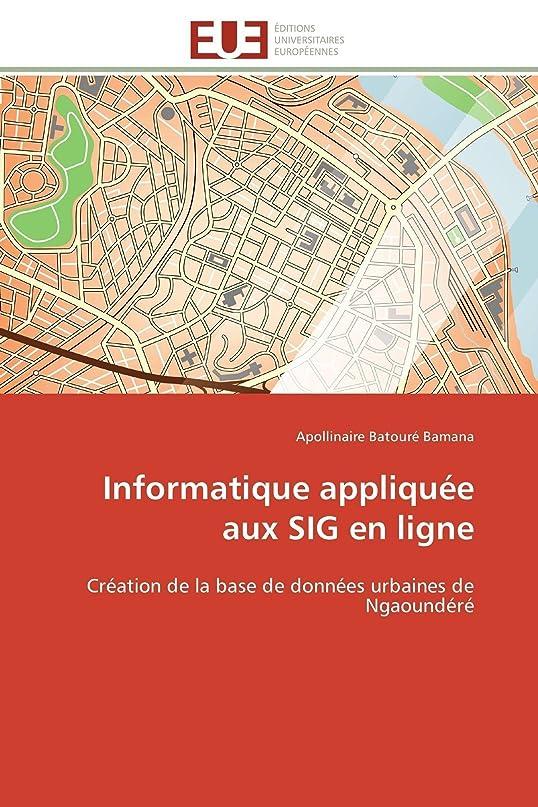 消える英語の授業があります思い出Informatique Appliquée Aux Sig En Ligne (Omn.Univ.Europ.)
