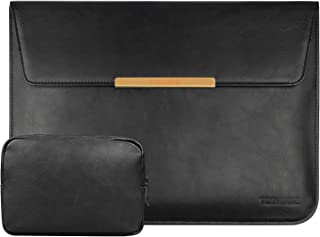 TOWOOZ【折り畳み式】2020 MacBook Air/MacBook Pro 13 ケース ノートパソコン ケース 折り畳み式 薄型 耐衝撃 撥水 収納袋付き スリーブケース インナケース MacBook Air/MacBook Pro/...