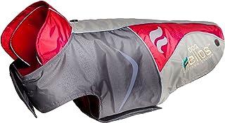 DOGHELIOS 'Lotus-Rusher' Waterproof 2-in-1 Pet Dog Jacket Coat with Removable Polar Fleece Lining w/Blackshark technology,...