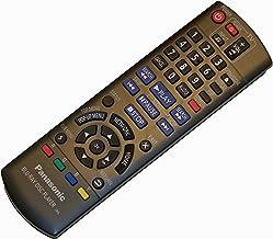 OEM Panasonic Remote Control Originally Shipped with DMP-BD75, DMP-BD755, DMP-BD755P, DMP-BD75P, DMP-BD75PC