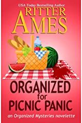 Organized for Picnic Panic: A Cozy Mystery (Organized Mysteries Book 6) Kindle Edition