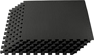 We Sell Mats Thick Multipurpose Exercise Floor Mat with EVA Foam