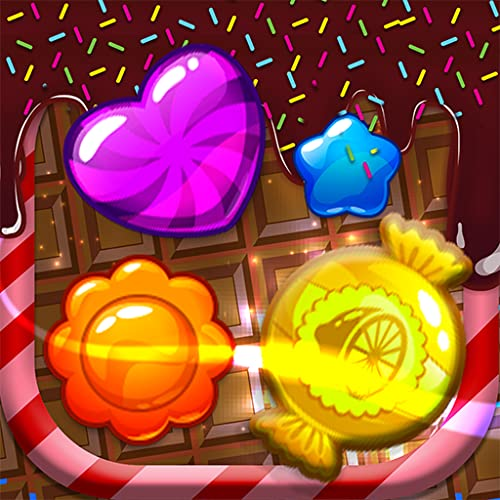 Candy Jelly Blast Candy Twilight - Puzzles In Paradise! New Addictive Match 3 Game