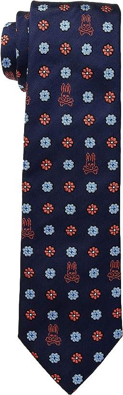 Bunny Flower Tie