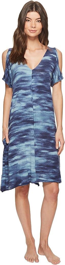 Donna Karan - Cold Shoulder Sleepshirt