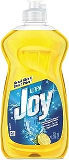 Joy 00614 Dishwashing Liquid, Lemon, 12.6 oz Bottle (Case of 25)
