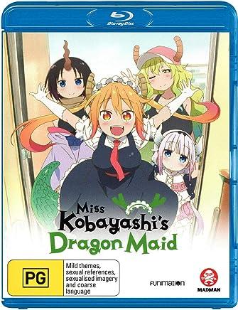 MISS KOBAYASHI'S DRAGON MAID COMPLETE SERIES (BLU-RAY)