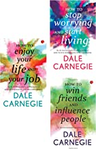 Dale Carnegie - How to Series - Combo (Set of 3 books)