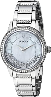 Women's Floating Crystal Dress Watch (Model: 96L257)