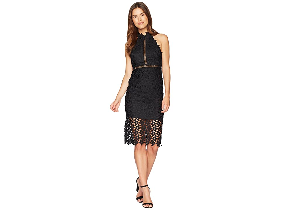 Bardot Gemma Dress (Black) Women