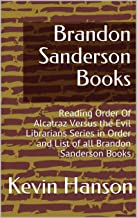 Best list of brandon sanderson books in order Reviews