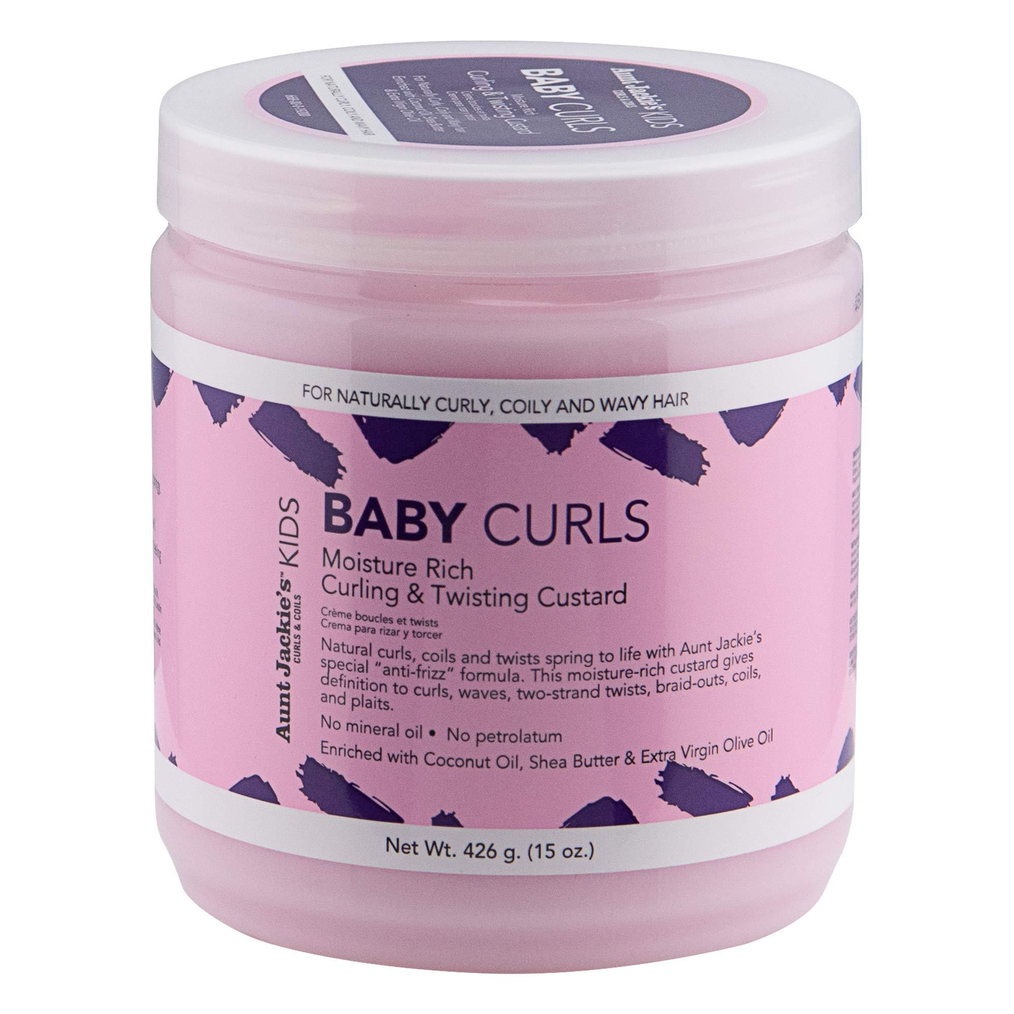 Aunt Jackies Girls Baby Curls and Twisting Cream  Buy Online in ...