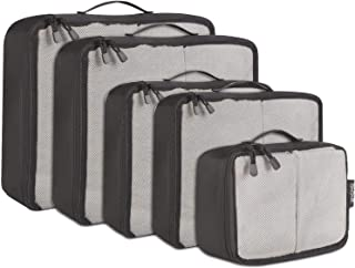 luggage organizers packing cubes