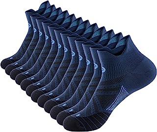 جوراب فشرده سازی مچ پا PAPLUS برای مردان و زنان 2/4/6 جفت ، جوراب دوش فشار کم فشار با پشتیبانی از مچ پا