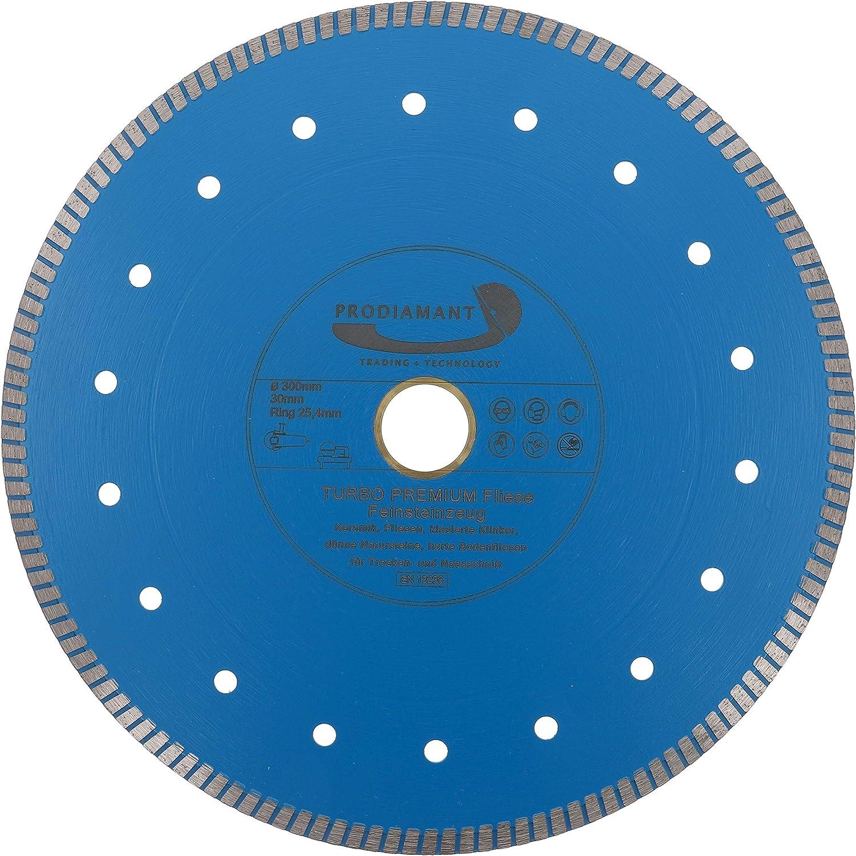 Disco de corte de diamante para baldosas y gres finos Azul PRODIAMANT PDX83.975